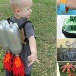 artesanato dia das crianças miniatura