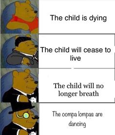 Very deep Humor Stupid Memes, Stupid Funny, Funny Jokes, Hilarious, Funny Stuff, Best Memes, Dankest Memes, Winnie The Pooh Memes, Le Vent Se Leve