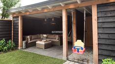 Pergola Canopy, Backyard Pergola, Garden Buildings, Play Houses, Garden Inspiration, New Homes, Blog, Room Decor, Exterior