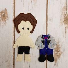 Dress Up Dolls Outfits - Boy Dolls