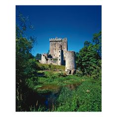 blarney stone ❤ liked on Polyvore