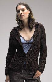 Lana Grossa - Model of the Month » January 2007  http://www.lanagrossa.com/service/mdm/01_2007/index.html