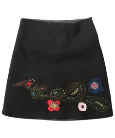 Women's Skirts | Amazing Applique Skirt | Women's Clothing at Joe Browns