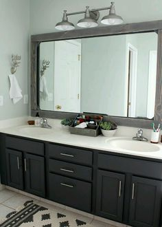 Amazing cabinet in bathroom i love it to share with you