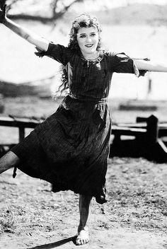 100 years ago on March 20th, Mary Pickford starred in Tess of the Storm Country (1914), the movie that made her the world's highest-paid actress and a huge international star.