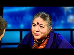 Vandana Shiva for Occupy Monsanto
