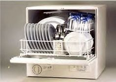 Mini Maid 5PLS602S9 Automatic Compact Dishwasher It Weighs 46 Pounds And  Holds 8 Place Settings