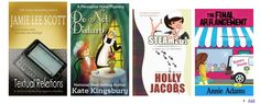 It's #women's sleuth #mystery week - #readers vote for your favorite book cover today