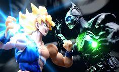Stop motion - Goku Vs Batman >> http://www.tediado.com.br/02/stop-motion-goku-vs-batman/