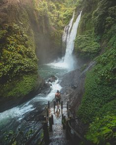 ALING ALING WATERFALL TOUR IN BALI, INDONESIA - Journey Era