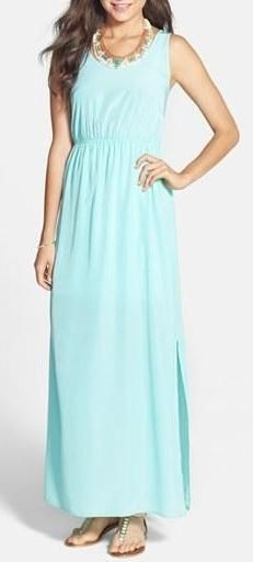 Cute summer dresses.