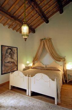 """Relais Villa Roncuzzi, Ravenna (Italy), """"Astore"""" room"""