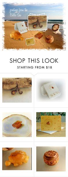 Amber Gifts by styledonna on Polyvore featuring moda