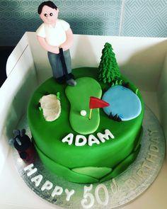 Happy 50th, Birthday Cake, Cakes, Desserts, Food, Tailgate Desserts, Scan Bran Cake, Birthday Cakes, Kuchen