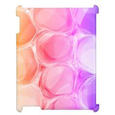 Bubble Marble iPad Case
