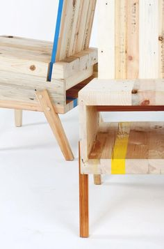 I like this design for stool chair because there is a hole under the surface to sit and it can be used to put something inside or for carrying it around.