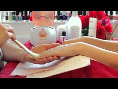 Paraffin Wax Treatment (Happy Nails) - YouTube Paraffin Wax Treatment 38efe00eee594