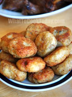 INDONESIAN Potato Pancakes with Pork, Shrimp, Celery