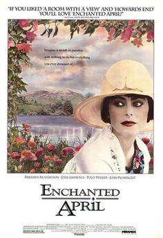 Un incantevole aprile - Medusa Home Entertainment. Dall'Inghilterra del 1920 alla Riviera di Levante. Un film al femminile, con un percorso psicologico misurato e ben costruito.