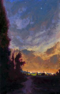 William Wray landscape