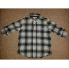 Designer FAT FACE Boys Childrens Smart Casual Roll Up Shirt Top