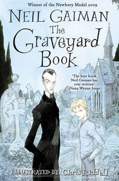 The Graveyard Book. Fantastic! and a Newberry Award Winner. Everyone should read it.
