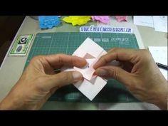 Origami - Hortênsia ( Hydrangea ) - Shuzo Fujimoto - YouTube