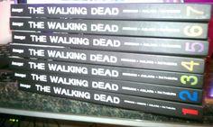 my walking dead comics