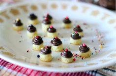 Mini mini mini cupcakes