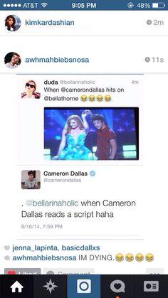 Cameron be slaying
