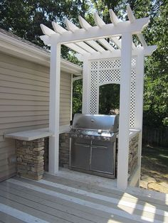 Great BBQ Space