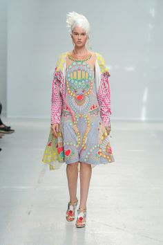 Manish Arora Spring 2014 Collection