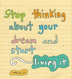 Stap voor stap je droom waar maken. www.mare4you.nl - Herinneringen.