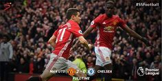 Manchester United put in arguably their best performance of the season as they overcame Chelsea Football Club, who are now only four points above Tottenham Hotspur on the Premier League table. #fashion #style #stylish #love #me #cute #photooftheday #nails #hair #beauty #beautiful #design #model #dress #shoes #heels #styles #outfit #purse #jewelry #shopping #glam #cheerfriends #bestfriends #cheer #friends #indianapolis #cheerleader #allstarcheer #cheercomp  #sale #shop #onlineshopping #dance…