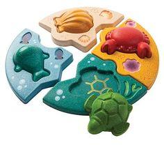Plantoys puzzle