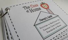 The Core at Home is a resource to help parents understand the Common Core Standards related to literacy. $3.75