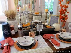 country halloween decor | -country-halloween-dining-room-ideas-halloween-decorations-home-decor ...