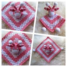 Schmusetuch Kuscheltuch Giraffe Toy Baby Kind Mädchen Spielzeug Neu in Baby…