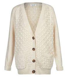 Cream Honeycomb Knit Longline Boyfriend Cardigan http://www.newlook.com/shop/womens/knitwear/cream-honeycomb-knit-longline-boyfriend-cardigan_282763113?extcam=AFF_AFW_Communities+&+UGC_VigLink+Inc&awc=1946_1381602813_aaedbe40a7823a8d926ef940e5abce53