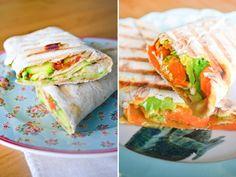 como.come.cami - Labash Wrap: 2 ricas y rápidas recetas / Labash Wrap: 2 good and quick recipes