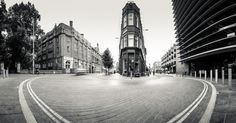 Flatiron Building, Cafe Bar, Leicester, Phoenix, Theatre, Digital Art, Scene, Yard, Culture