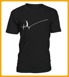 GOLFERS Heartbeat ECG front back - Golf shirts (*Partner-Link)