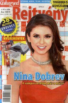 Sylvia Day, Nina Dobrev, Women, Woman