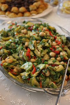 Pumpkin salad with chickpeas salad salad salad recipes grillen rezepte zum grillen Chickpea Recipes, Vegan Recipes, Cooking Recipes, Turkish Recipes, Ethnic Recipes, Pumpkin Salad, Vegan Fast Food, Appetizer Salads, Middle Eastern Recipes