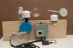 DIY Raspberry pi weather station