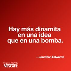 #Frases #quotes #positive #facts #contradictory #words #Nescafé
