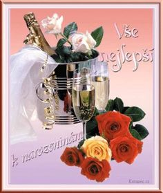 Perfume Bottles, Happy Birthday, Table Decorations, Flowers, June, Decorating, Drink, Stylish, Youtube