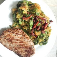 Weet jij nog niet wat jij gaat koken vanavond? Dan is deze andijviestamppot een aanrader! Met zoete aardappel. Lekker smullen #eatbioteaful staat nu op mijn blog.