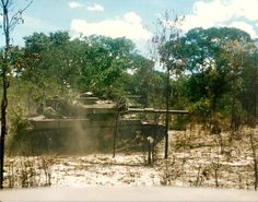 South African Centurion during the border war. Once Were Warriors, South African Air Force, Army Day, Defence Force, Battle Tank, Panzer, Military History, Soldiers, Cold War