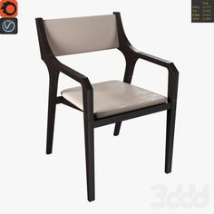 Okha Clyde Carver Dining Chair